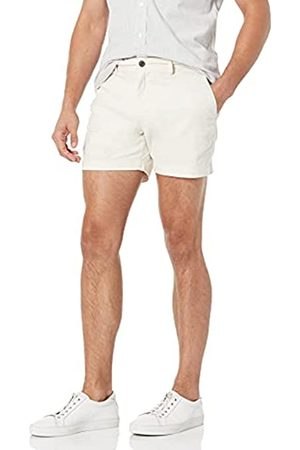 Goodthreads Marchio Amazon - , pantaloncini Oxford da uomo, comodi, elasticizzati, cavallo: 12,7 cm, Khaki, W30