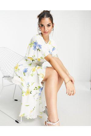 French Connection Vestito da giorno a fiori