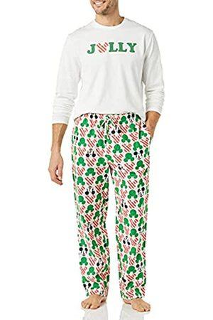 Amazon Disney Star Wars Marvel Flannel Pajamas Sleep Sets Pajama, Mickey Vacanze, 54-57