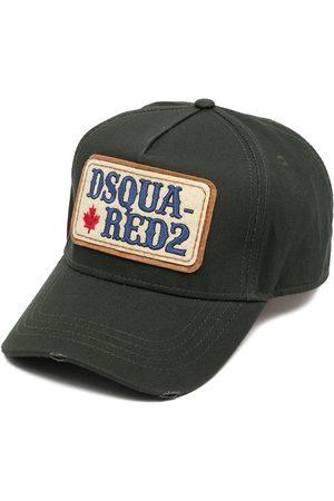 Dsquared2 Uomo Cappelli - Cappello con effetto vissuto