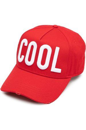 Dsquared2 Uomo Cappelli con visiera - Cappello da baseball con ricamo