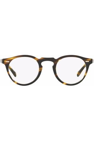 Oliver Peoples Occhiali da sole - Occhiali con effetto tartarugato Gregory Peck