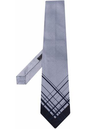 Prada Cravatta a righe anni '90