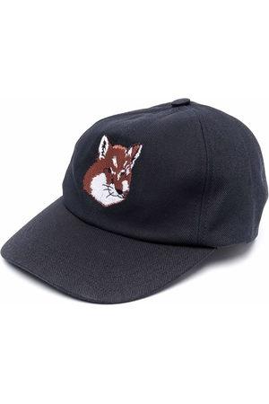 Maison Kitsuné Uomo Fascia - Cappello da baseball con ricamo