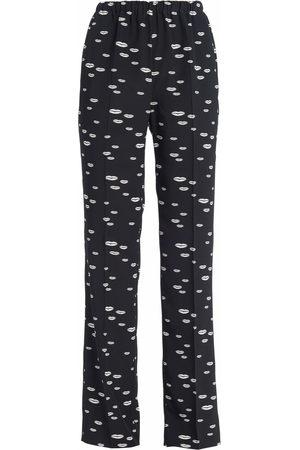 Prada Pantaloni con stampa
