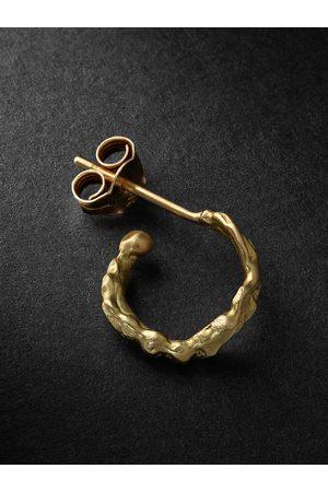 HEALERS FINE JEWELRY Recycled Single Hoop Earring