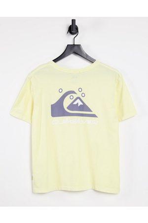 Quiksilver Standard - T-shirt gialla