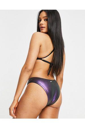 Nike Swimming - ONyx Flash - Slip bikini cangiante