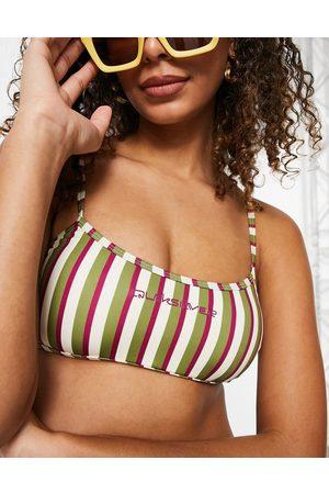 Quiksilver The New Geo - Top bikini
