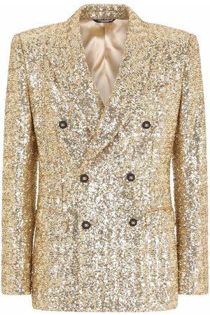 Dolce & Gabbana Completo doppiopetto con paillettes