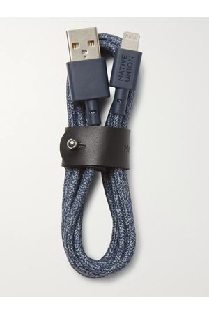 Native Union Uomo Cinture - Belt Lightning Cable