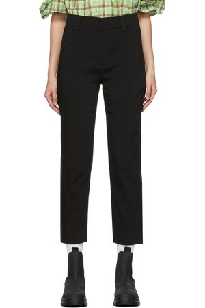 Ganni Donna Eleganti - Recycled Tailored Trousers