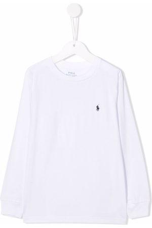 Ralph Lauren T-shirt con ricamo