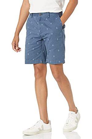 "Amazon Essentials Slim-Fit 9\"" Print Short Pantaloncini, , W33"
