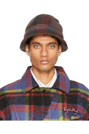 Rassvet Uomo Cappelli - Red & Flannel Bucket Hat