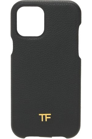 Tom Ford Cover Iphone 12 Pro In Pelle Con Catena