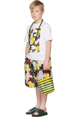 Marni Kids Floral Shorts