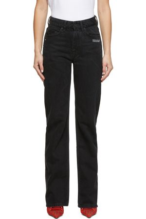 OFF-WHITE Cool Baggy Jeans