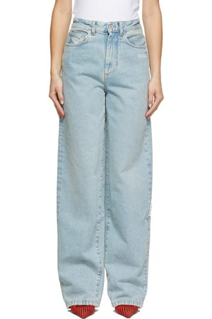 OFF-WHITE Extra Baggy Jeans