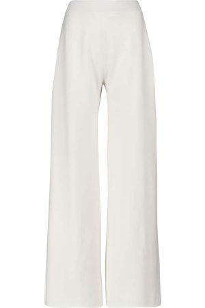 MAGDA BUTRYM Pantaloni sportivi in cashmere e cotone