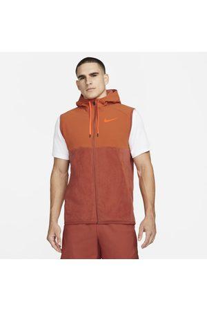 Nike Uomo Gilet - Smanicato da training per l'inverno Therma-FIT - Uomo