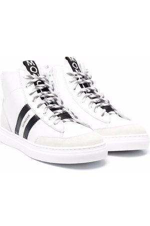 Moncler Bambina Sneakers - Sneakers alte con logo