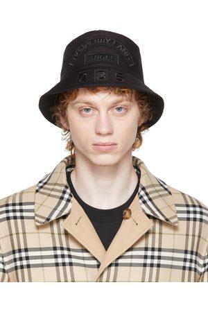 Burberry Uomo Cappelli - Logo Patch Bucket Hat