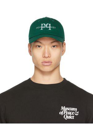 Museum Of Peace & Quiet Uomo Cappelli con visiera - Green PQ Leisure Cap