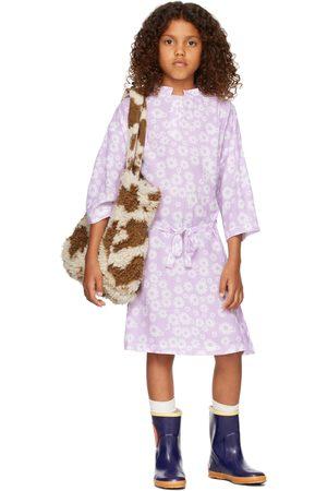 Fish & Kids Bambina Vestiti - Kids Flowers Midi Dress