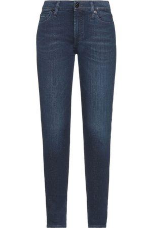 7 for all Mankind Donna Jeans - BOTTOMWEAR - Pantaloni jeans