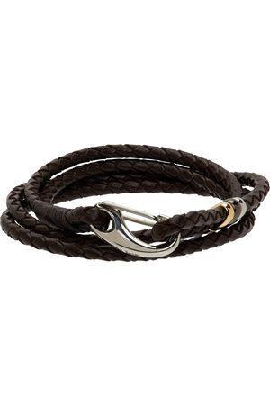 Paul Smith Uomo Bracciali - Leather Wrap Bracelet