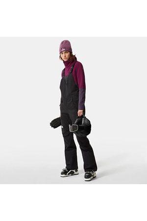 The North Face The North Face Freedom Pantaloni Salopette Donna Tnf Black Taglia L Standard Donna