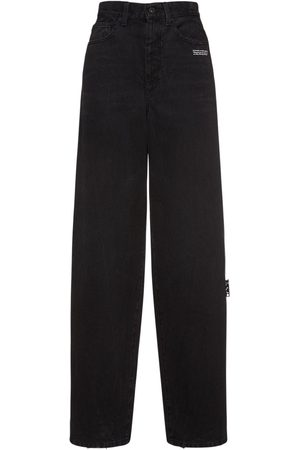 OFF-WHITE Jeans Baggy Dritti