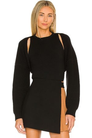 ALICE+OLIVIA Marco Shrug with Tank Combo Pullover in - . Size L (also in XS, S, M).