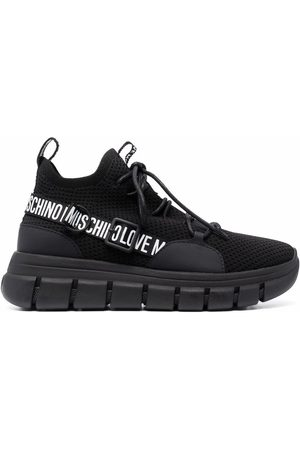 Love Moschino Sneakers con stampa