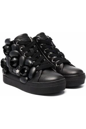 Liu Jo Sneakers Alicia 133 con dettaglio a fiori