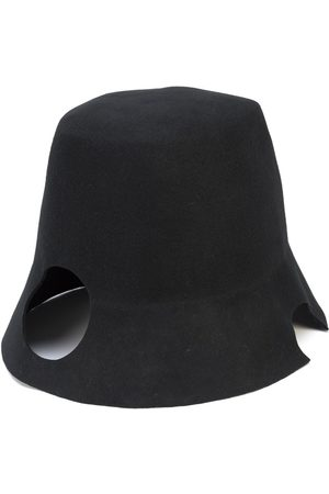 OFF-WHITE Cappello Bucket cut-out