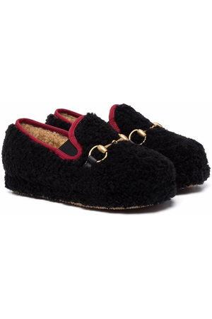 Gucci Bambina Stringate e mocassini - Slippers con morsetto