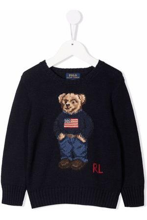 Ralph Lauren Maglione Teddy Bear