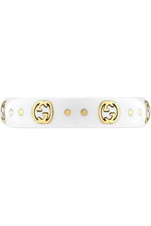 Gucci Anello in oro giallo 18kt GG