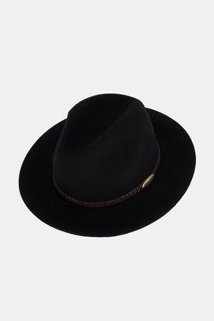 JP 1880 Uomo Cappelli - Cappello arrotolabile di lana con impregnazione