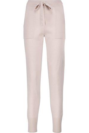 ERES Pantaloni sportivi Ardent in lana e cashmere