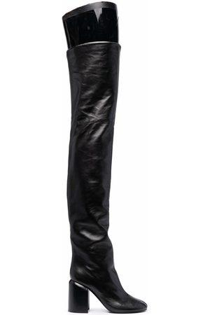Jil Sander Donna Sopra il ginocchio - Stivali sopra il ginocchio
