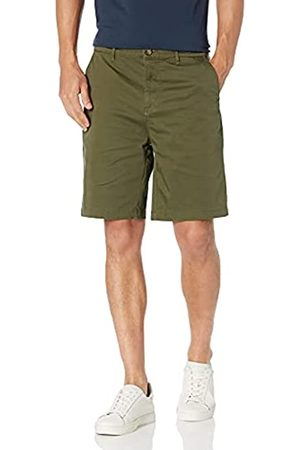 "28 Palms 9"" Inseam Cotton Tencel Chino Short Shorts, Jacky's, 31"
