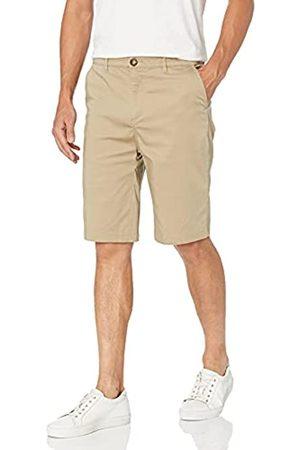 "28 Palms 11"" Inseam Cotton Tencel Chino Short Shorts, Kimly Cage, 29"