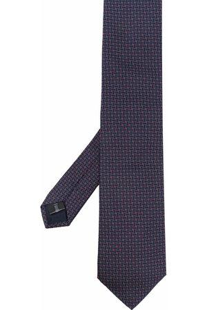 Pal Zileri Uomo Papillon - Cravatta con stampa