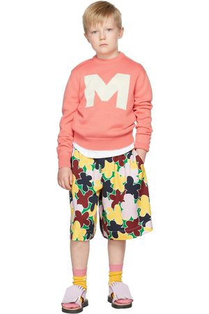 Marni Kids Wool 'M' Sweater