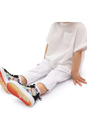 Vans Scarpe Bambino Cultivate Care Sk8-hi Con Zip (1-4 Anni) ((cultivate Care) In This Together/true White) Toddler Multicolour