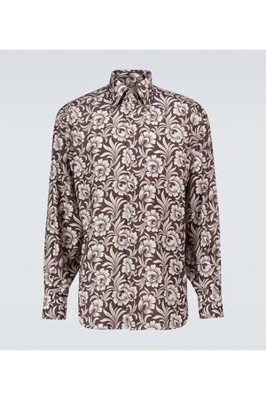 Tom Ford Camicia a maniche lunghe a fiori