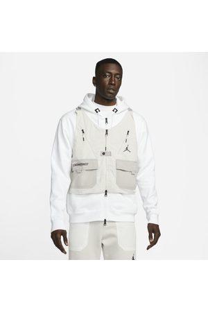 Nike Felpa in fleece con cappuccio e zip a tutta lunghezza Jordan 23 Engineered - Uomo